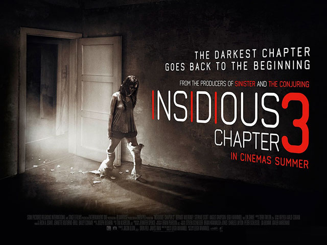 Trailer phim: Insidious: Chapter 3 - 1