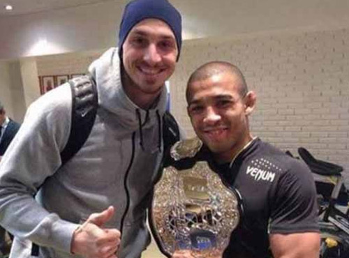 """Messi, Rô """"béo"""", Ibra từng """"quyết đấu"""" với SAO UFC - 5"""