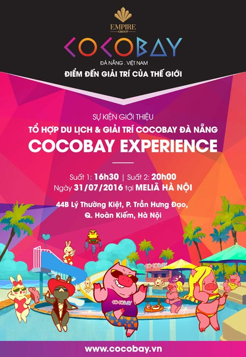Hoành tráng sự kiện giải trí Cocobay Experience - 4
