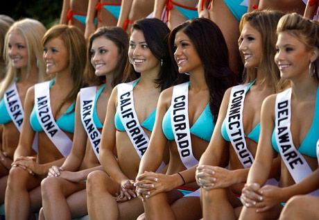 Mẫu đồ tập kín đáo thay thế bikini ở Hoa hậu teen Mỹ - 4