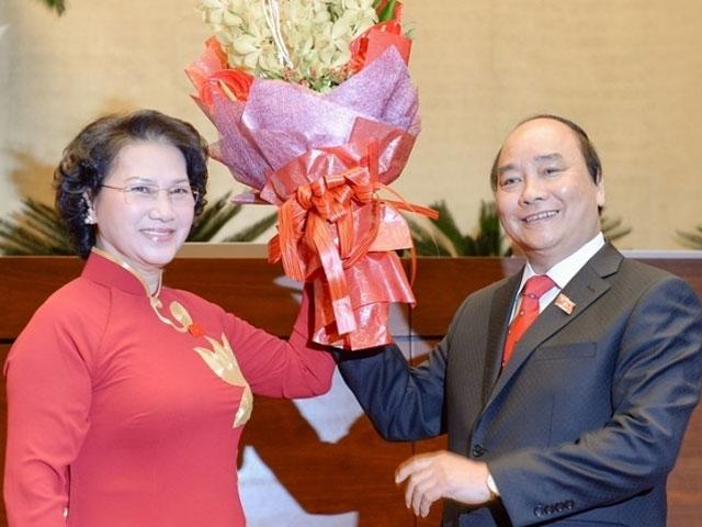 Ông Nguyễn Xuân Phúc tái đắc cử Thủ tướng Chính phủ - 1