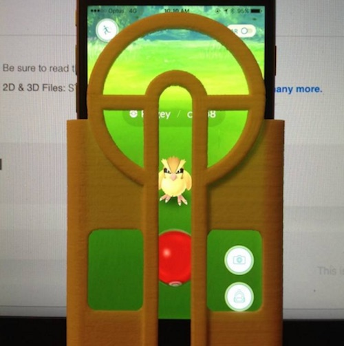 Cách bắt chính xác Pokemon trên iPhone - 1