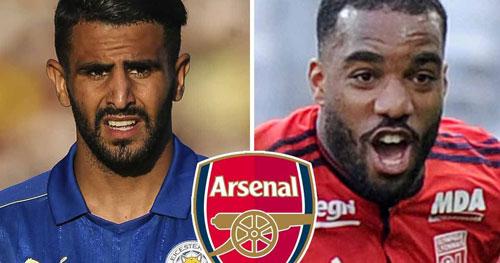 """Tiết lộ: Arsenal sắp đón 2 """"bom tấn"""" 75 triệu bảng - 1"""