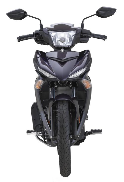 Yamaha Exciter 2016 màu tím mới ra mắt - 2