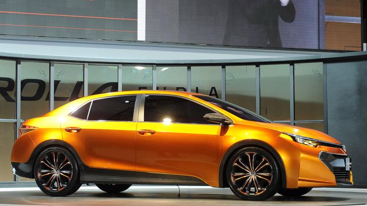 """Faraday Future EV mới có thể sở hữu ngoại hình """"lai"""" Toyota - 1"""