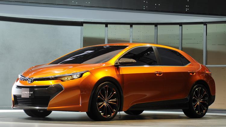 """Faraday Future EV mới có thể sở hữu ngoại hình """"lai"""" Toyota - 2"""