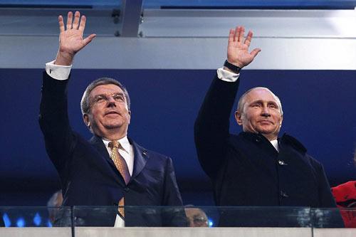 """Thể thao Nga """"tế thần"""" 8 VĐV để mở đường Olympic - 2"""