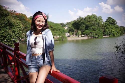Hà Nội cực đẹp trong phim Thái Lan đang gây sốt - 2
