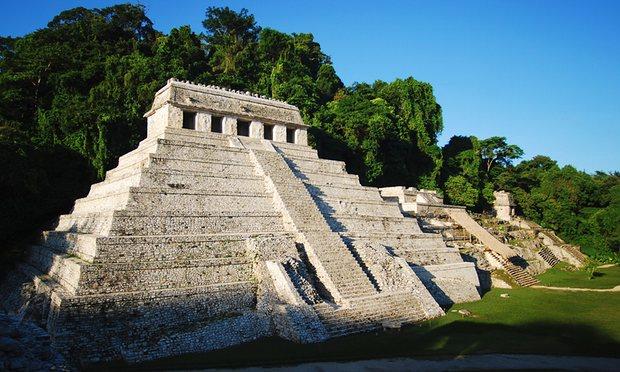 """Tìm thấy đường hầm """"đưa linh hồn"""" vua Maya xuống cõi âm - 1"""