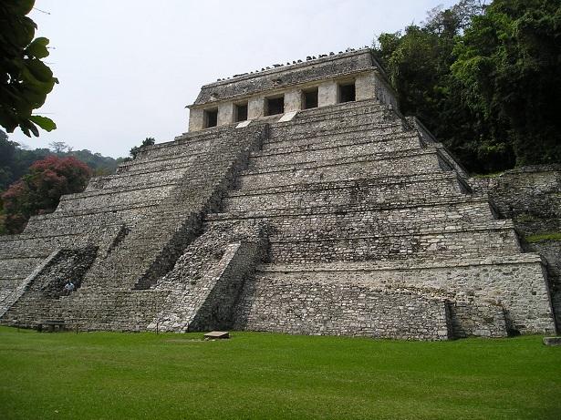 """Tìm thấy đường hầm """"đưa linh hồn"""" vua Maya xuống cõi âm - 5"""