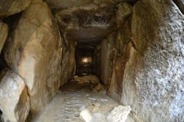 """Tìm thấy đường hầm """"đưa linh hồn"""" vua Maya xuống cõi âm - 2"""