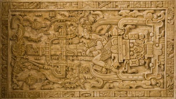 """Tìm thấy đường hầm """"đưa linh hồn"""" vua Maya xuống cõi âm - 4"""