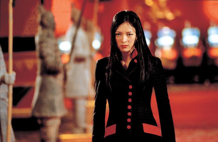 Điểm mặt những đả nữ tuyệt sắc trong phim Thành Long - 4
