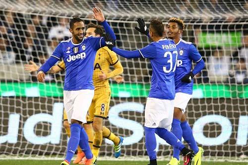 Juventus - Tottenham: Ra đòn chớp nhoáng - 1
