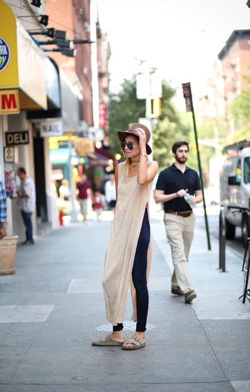 Cách mặc áo dáng dài sẽ khiến bạn ngơ ngẩn vì quá đẹp - 3