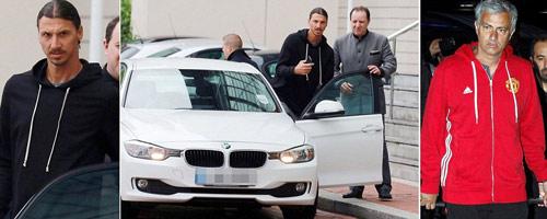 Tin HOT tối 26/7: Ibrahimovic hội quân cùng MU - 1