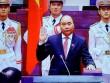 Thủ tướng nhắc đến Formosa trong lễ tuyên thệ