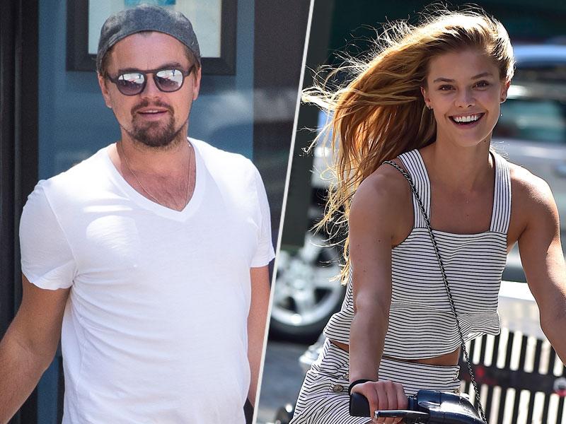 Hút mắt với vẻ bốc lửa của bạn gái Leonardo DiCaprio - 1