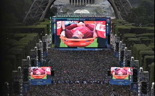Những khoảnh khắc ấn tượng của Euro 2016 - 2
