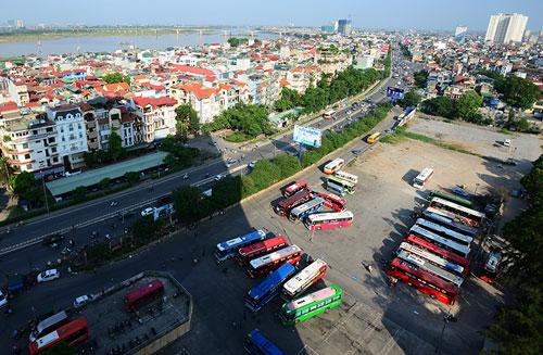 Bến xe Lương Yên đóng cửa, chấm dứt 12 năm hoạt động - 1