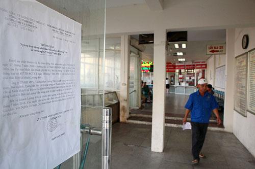 Bến xe Lương Yên đóng cửa, chấm dứt 12 năm hoạt động - 3