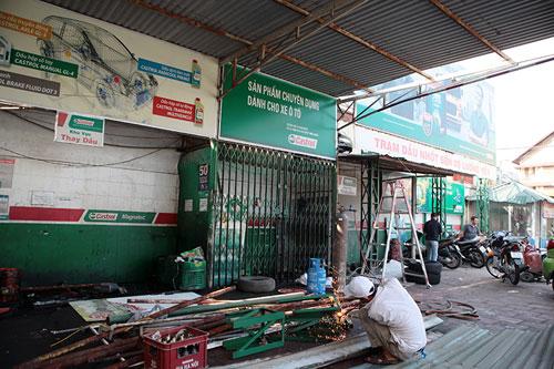 Bến xe Lương Yên đóng cửa, chấm dứt 12 năm hoạt động - 5
