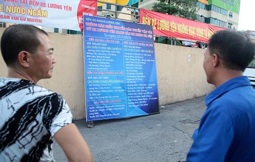 Bến xe Lương Yên đóng cửa, chấm dứt 12 năm hoạt động - 7