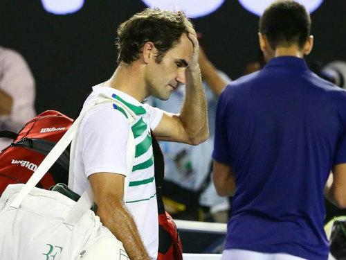 Federer nghỉ hết mùa: Bi kịch một huyền thoại - 1
