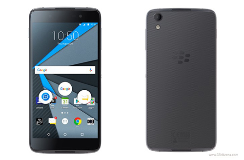BlackBerry DTEK50 chạy Android chính thức ra mắt - 1