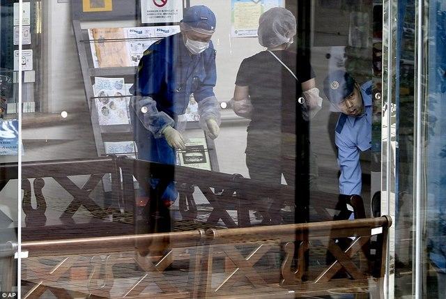 Kẻ cuồng sát 19 người gửi trước kế hoạch cho QH Nhật Bản - 3
