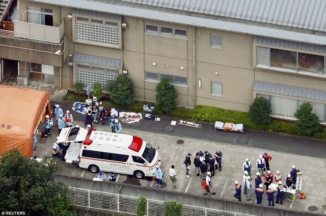 Kẻ cuồng sát 19 người gửi trước kế hoạch cho QH Nhật Bản - 4