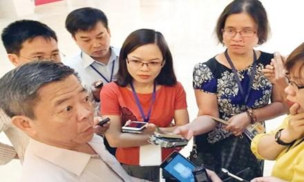 Ông Võ Kim Cự từng nói gì về 'đứa con đẻ' Formosa? - 1