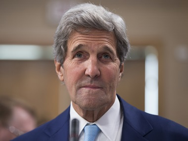 """Ngoại trưởng Mỹ: Đã đến lúc """"lật trang mới"""" ở Biển Đông - 1"""