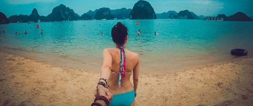 """Ghen tị cặp đôi Việt """"nắm tay nhau đi khắp thế gian"""" - 11"""