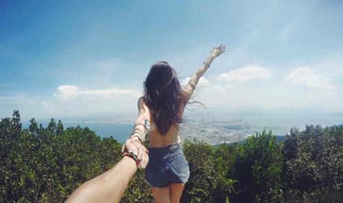 """Ghen tị cặp đôi Việt """"nắm tay nhau đi khắp thế gian"""" - 7"""