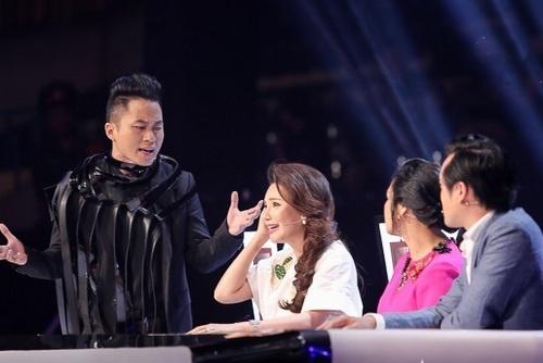 """Quốc Trung: """"Đã cảnh báo Thanh Lam về lùm xùm tại X-Factor"""" - 1"""
