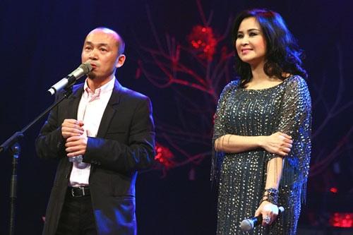 """Quốc Trung: """"Đã cảnh báo Thanh Lam về lùm xùm tại X-Factor"""" - 2"""