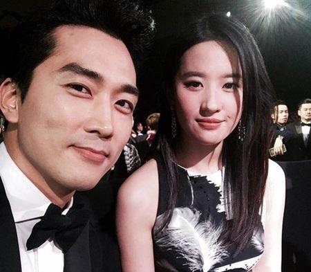 Song Seung Hun phủ nhận chia tay Lưu Diệc Phi - 4