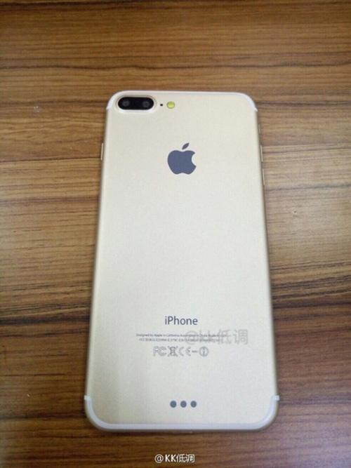 Bộ 3 iPhone 7, 7 Plus và 7 Pro xuất hiện cùng lúc - 4