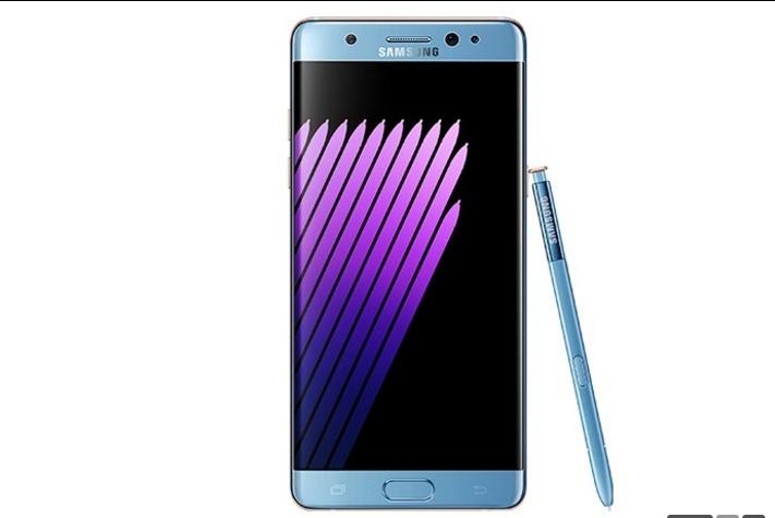 Ngắm Galaxy Note 7 trong sắc vàng, xanh, bạc - 2