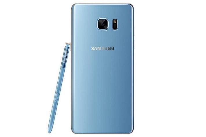 Ngắm Galaxy Note 7 trong sắc vàng, xanh, bạc - 3
