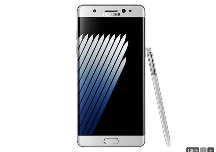 Ngắm Galaxy Note 7 trong sắc vàng, xanh, bạc - 6