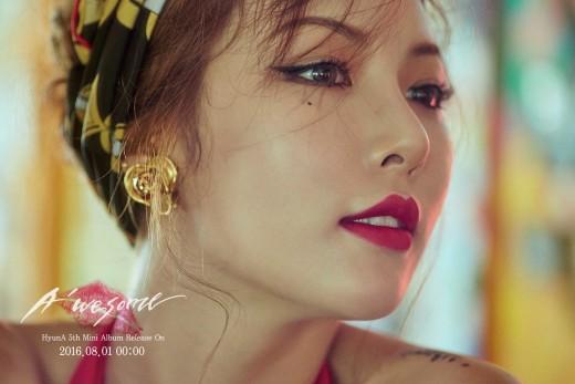 Cô gái sexy nhất hè 2016 trong K-Pop - 1