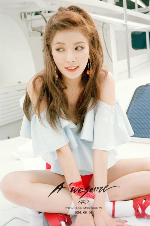 Cô gái sexy nhất hè 2016 trong K-Pop - 2