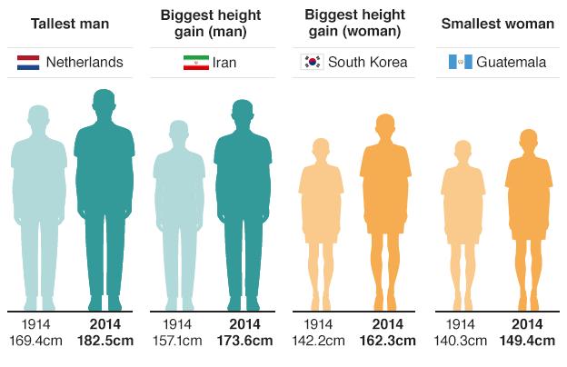 Đàn ông Việt tăng bậc trong xếp hạng chiều cao 100 năm - 2
