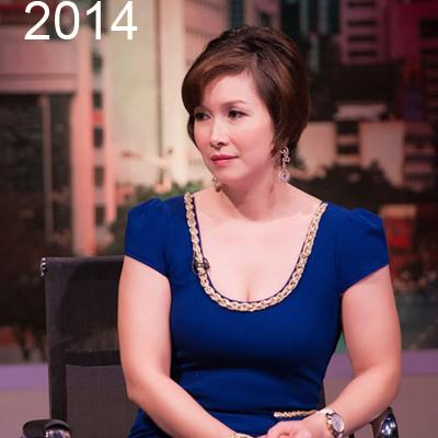 Nhan sắc ngày ấy - bây giờ của 14 hoa hậu Việt Nam - 2