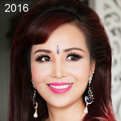 Nhan sắc ngày ấy - bây giờ của 14 hoa hậu Việt Nam - 4