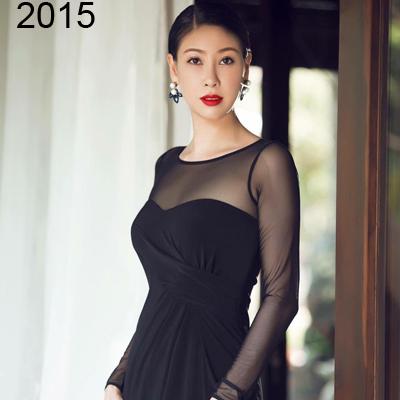 Nhan sắc ngày ấy - bây giờ của 14 hoa hậu Việt Nam - 6
