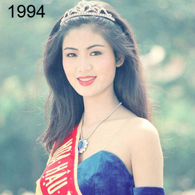 Nhan sắc ngày ấy - bây giờ của 14 hoa hậu Việt Nam - 7