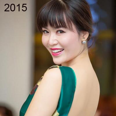 Nhan sắc ngày ấy - bây giờ của 14 hoa hậu Việt Nam - 8